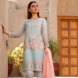 Dresses & Skirts - Hand made Pakistani Designer Dresses